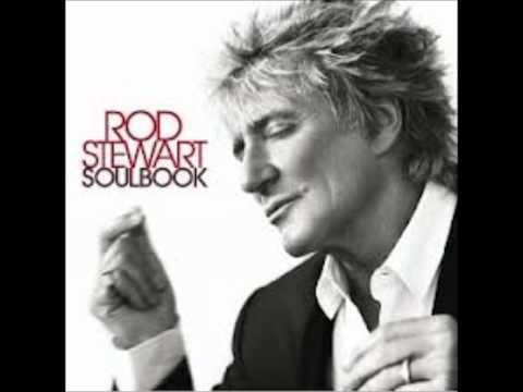 Rod Stewart - Tracks Of My Tears