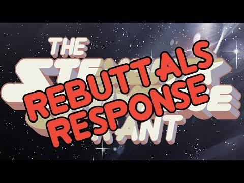 Steven Universe Rant Rebuttals Response (видео)