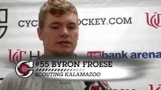 CYCLONES TV: Post Practice Report - October 24, 2014