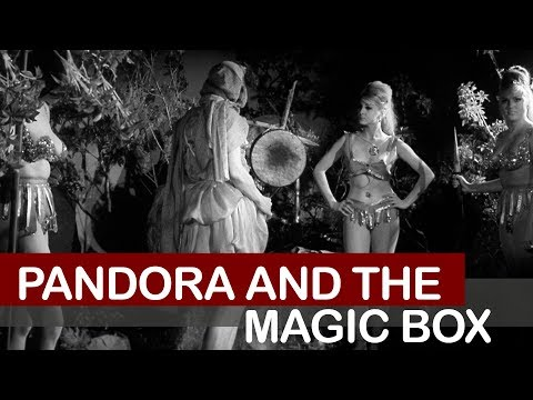 Pandora And The Magic Box - Joe Sarno Retrospect Series 03
