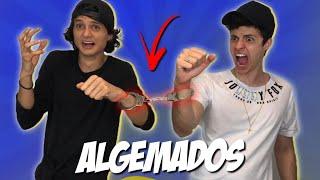 FICAMOS O DIA INTEIRO ALGEMADOS! - ( BRIGAMOS!! )