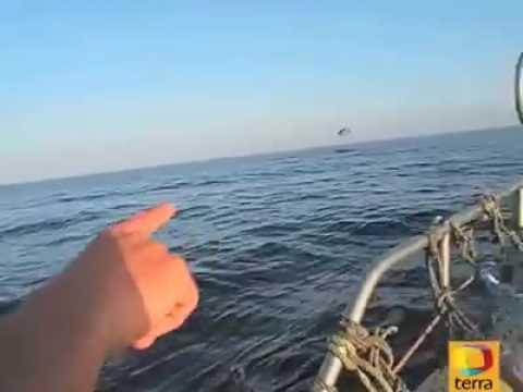 ufo avvistato nel mare della galizia
