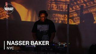 Nasser Baker - Live @ Boiler Room NYC 2014