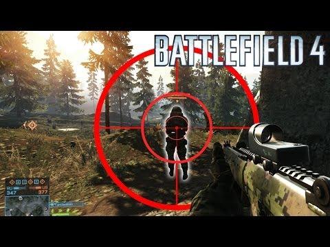 Headshot в Battlefield 4