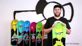 Capita The Outsiders Snowboard 2014