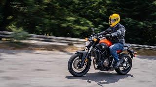 10. Yamaha FZ-07 2015 a prueba | Autocosmos