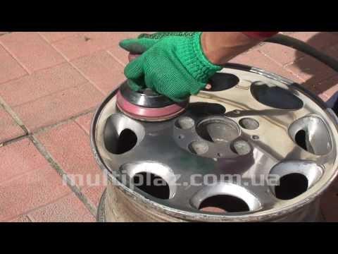 Хромирование колесных дисков своими руками