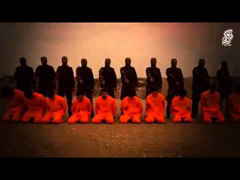 The Levant Front's counter-Islamic State video