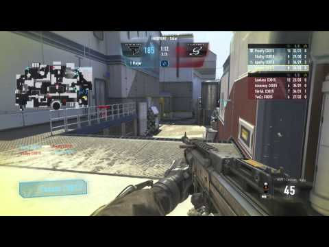 Faze Black vs Team Orbit - Game 1 - Lower R1 - Call of Duty Championship 2015