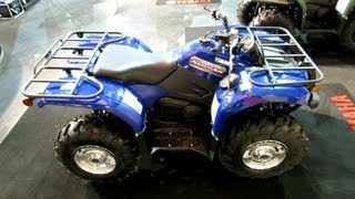 6. 2013 Yamaha Kodiak 450 Multi Purpose ATV - 2012 Salon National du Quad - Off Road Vehicles Show