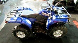 9. 2013 Yamaha Kodiak 450 Multi Purpose ATV - 2012 Salon National du Quad - Off Road Vehicles Show