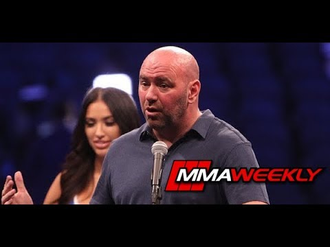 Dana White 'Completely Different Fight than I Expected' (FULL Post Press Remarks)