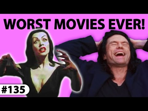 THE WORST MOVIES OF ALL TIME -- Part II (видео)