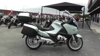 9. W18186 - 2010 BMW R1200RT w/ABS - Used Motorcycle For Sale