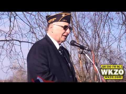 Kalamazoo Veterans Day 2012
