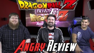 Nonton Dragon Ball Z  Resurrection  F  Angry Movie Review Film Subtitle Indonesia Streaming Movie Download