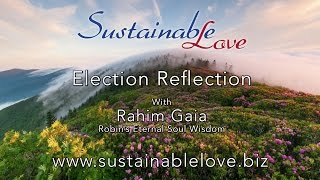Rahim Gaia on the 2016 Presidential Election