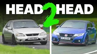 Can My Built IS 200 Beat A Civic Type R On Track? by Car Throttle