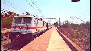 Nonton Furious Action of Raigarh-Gondia Jan Shatabdi Express with BIA WAP-7 Film Subtitle Indonesia Streaming Movie Download