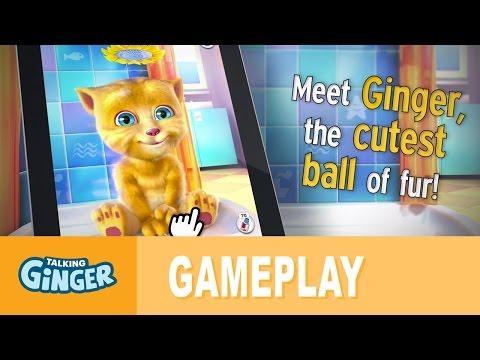download talking tom cat for lg