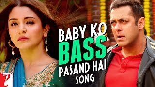 Video Baby Ko Bass Pasand Hai Song | Sultan | Salman Khan | Anushka Sharma | Vishal | Badshah | Shalmali MP3, 3GP, MP4, WEBM, AVI, FLV Agustus 2018