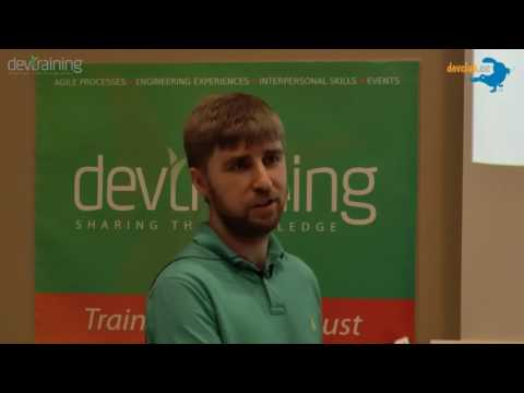 2015.03.17 [ENG] Konstantin Root - Using Docker (devel/prod), is it as useful as the hype claims?