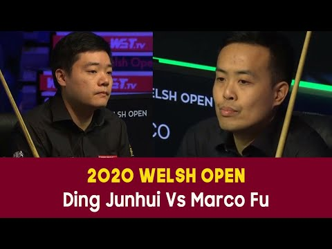 Ding Junhui Vs Marco Fu  | Welsh Open 2020