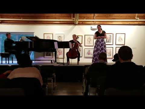 CIRCE Trio - Chanson d'amour - Amy Beach (видео)