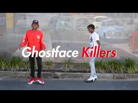 21 Savage & Offset - Ghostface Killers ft. Travis Scott (Official NRG Video)