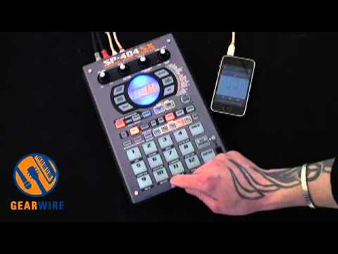 roland - To crib from George Carlin (like I do), the Roland SP-404sx is like the F-word of sampling gear -- simple yet powerful, and effective in a wide variety of ap...