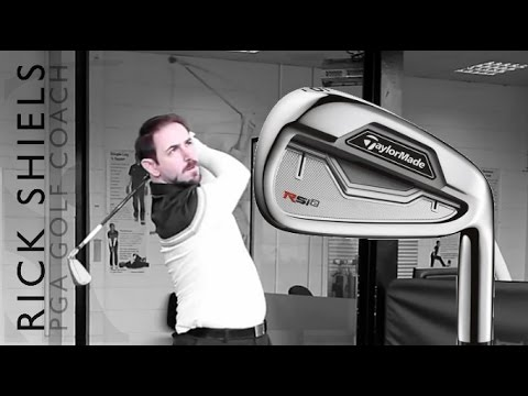 TaylorMade RSi 2 Irons Tested by 13 Handicapped Golfer