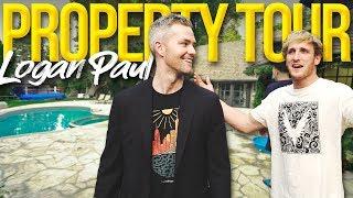 Video Inside Logan Paul's $7 Million LA Mansion | Ryan Serhant Vlog #67 MP3, 3GP, MP4, WEBM, AVI, FLV Mei 2019