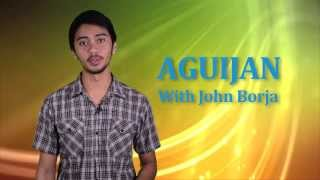John Borja tells us a little bit about the island of Aguijan!