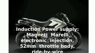 9. Ducati Hypermotard 796 -  Specs Features