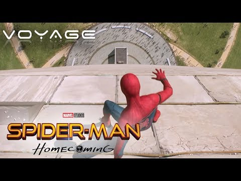 Trouble At The Washington Monument | Spider-Man: Homecoming | Voyage