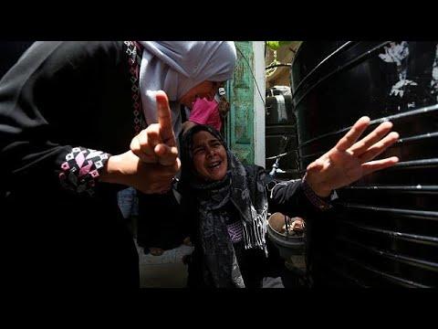 Γάζα: Ισραηλινό τανκ σκότωσε δύο Παλαιστινίους