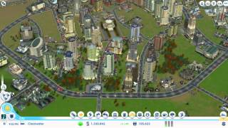 Simcity Challenges 2 Ep 10 - The Perfect City