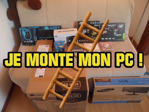 ♦ JE MONTE MON PC GAMER !