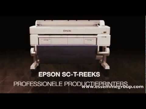 Prezentare video Epson SureColor SC-75000