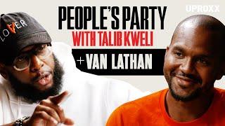 Talib Kweli And Van Lathan Discuss TMZ, Kanye West, Self-Improvement & Gun Activism   People's Party