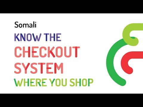 Shopping with WIC: Know the Checkout System Somali