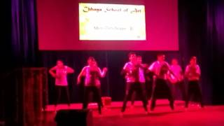 Hey friends we got special prize on Mothers day Dance competition Meri pehchaan Me and my students www.justdancewithme.in