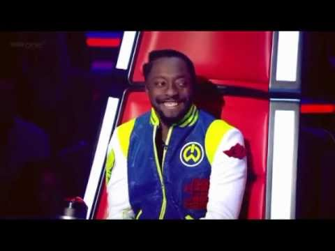The Voice UK funny moments from episode 4