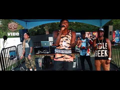 Lecrae - Rock The Bells 2013 TeamBackPack Cypher (Edited)