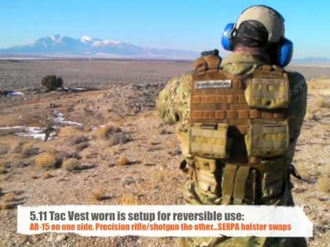 Long Range Pistol Engagements:  Glock, Sig, Daewoo