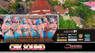 Video Cek sound Qasima Wonosobo - dalam acara Halal Bihalal Paguyuban Wonosobo 17 Juni 2018 MP3, 3GP, MP4, WEBM, AVI, FLV Agustus 2018