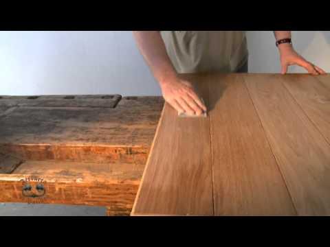 comment nettoyer bois vernis