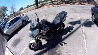 8. 2016 Kawasaki Versys 1000LT Walk Around