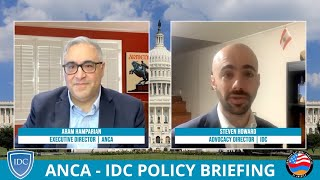 ANCA In Defense of Christians 2021 Policy Briefing