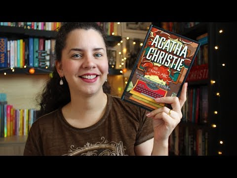 OS CRIMES ABC (Agatha Christie + Serial Killer) | BOOK ADDICT